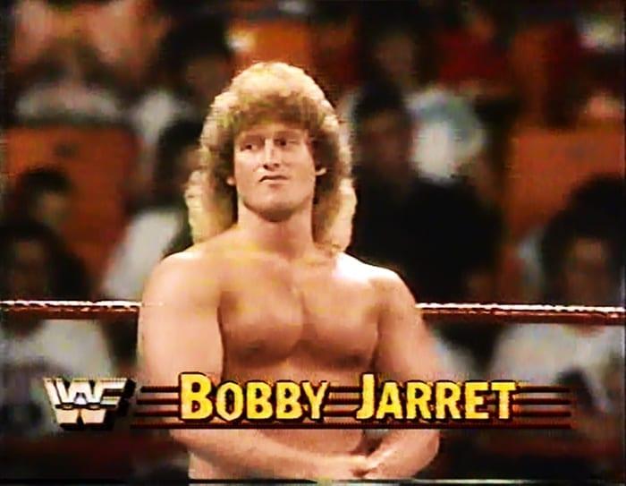 Bobby Jarret WWF Jobber