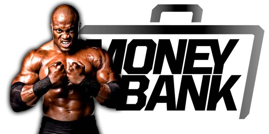 Bobby Lashley Money In The Bank 2020