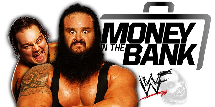 Braun Strowman defeats Bray Wyatt at WWE Money In The Bank 2020