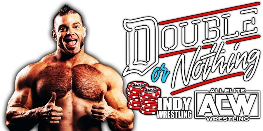 Brian Cage AEW Double Or Nothing 2020