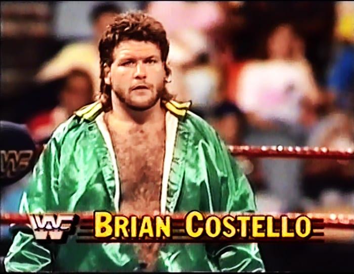 Brian Costello WWF Jobber