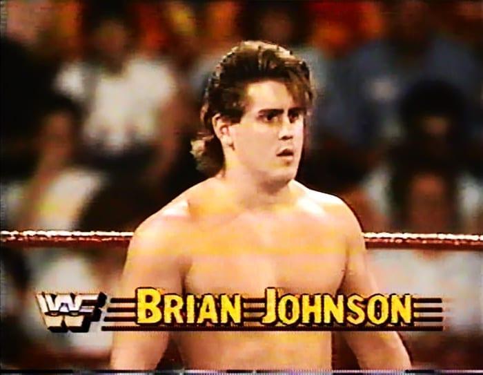 Brian Johnson WWF Jobber