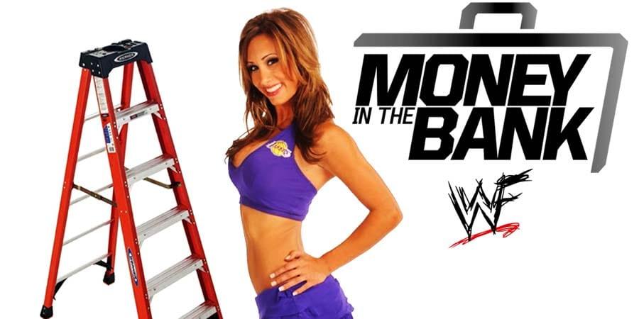 Carmella Money In The Bank Ladder Match