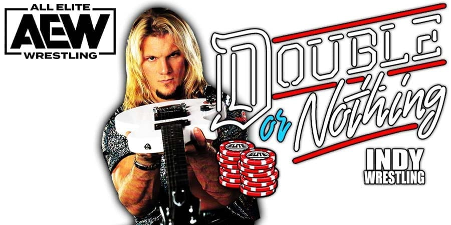 Chris Jericho AEW Double Or Nothing 2020