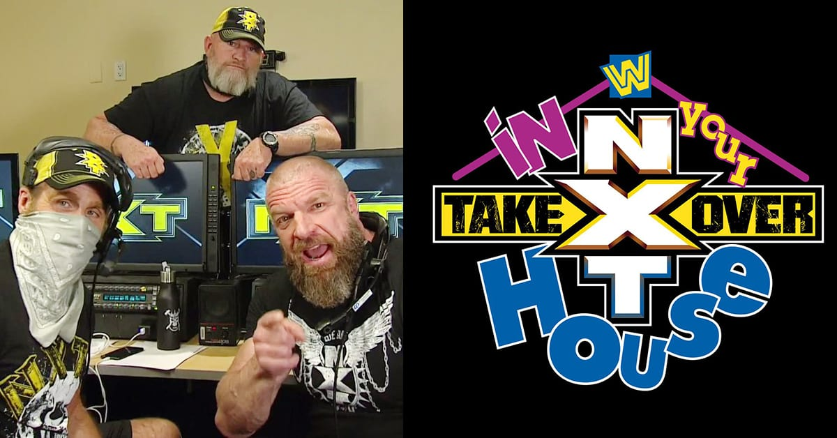 DX Announces NXT TakeOver In Your House