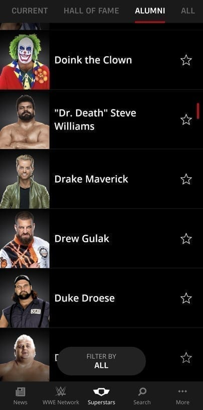 Drew Gulak Released From WWE, Added To Alumni Section
