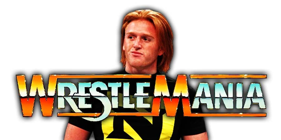 Heath Slater WrestleMania