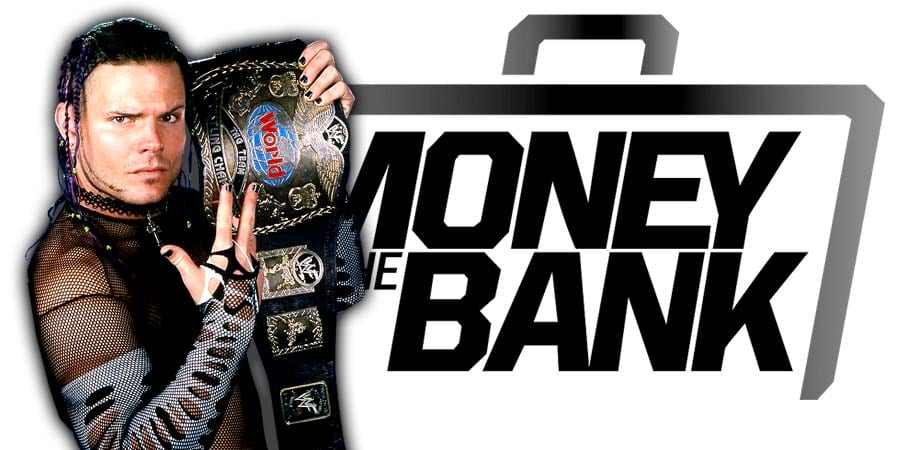 Jeff Hardy Money In The Bank 2020