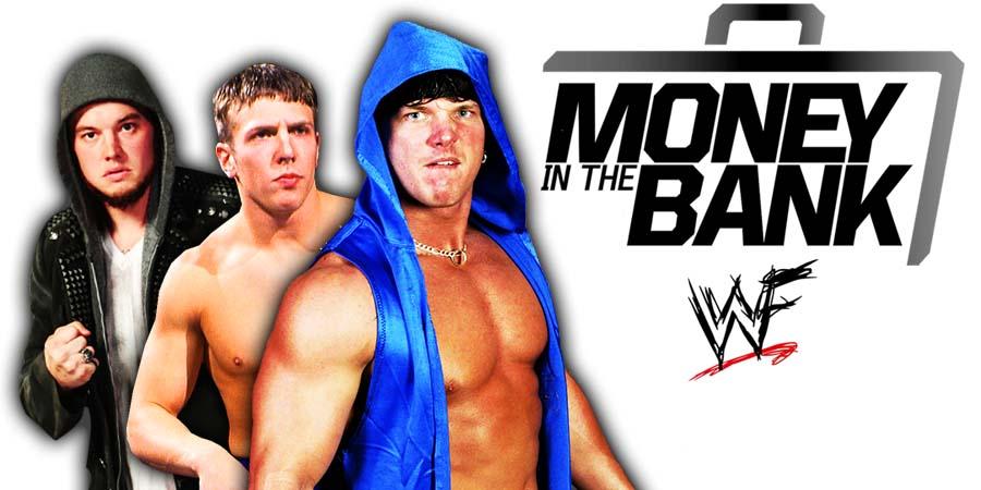 King Corbin Daniel Bryan AJ Styles WWE Money In The Bank 2020