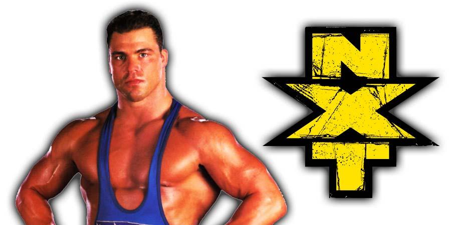 Kurt Angle NXT May 2020