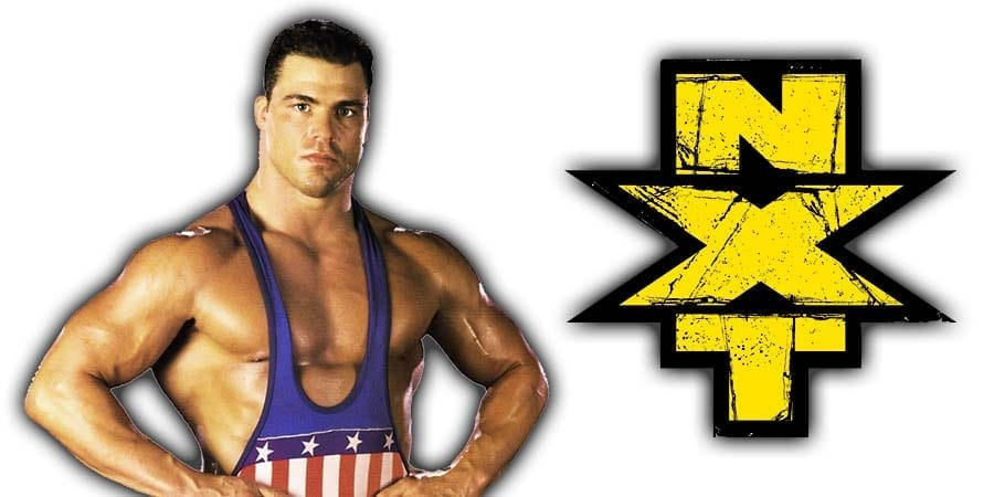 Kurt Angle WWE NXT May 2020