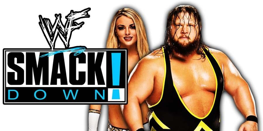 Mandy Rose Otis SmackDown Article Pic