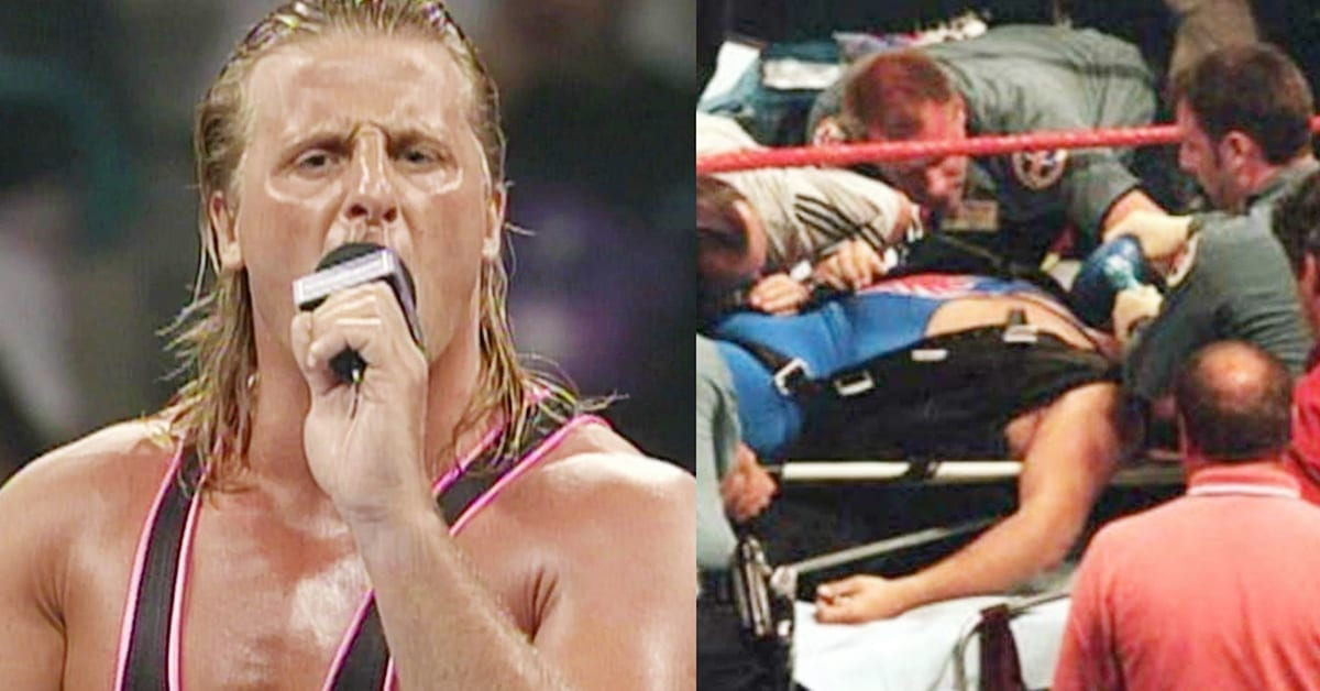 Wwf Wanted Owen Hart To Carry Another Wrestler With Him During The Stunt At Over The Edge 1999 Wwf Old School