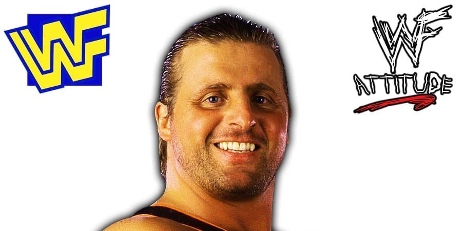Owen Hart Smiling WWF Article Pic 2