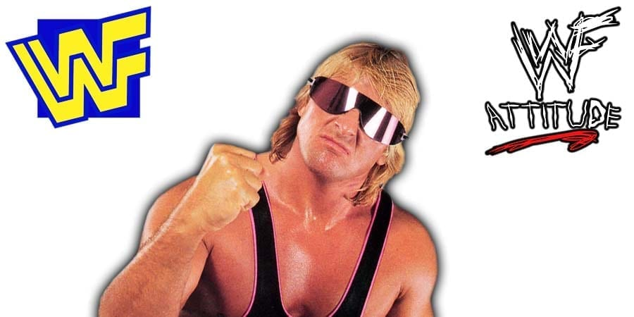 Owen Hart WWF Article Pic 1