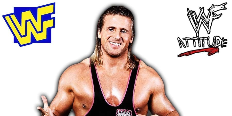 Owen Hart WWF Article Pic 3