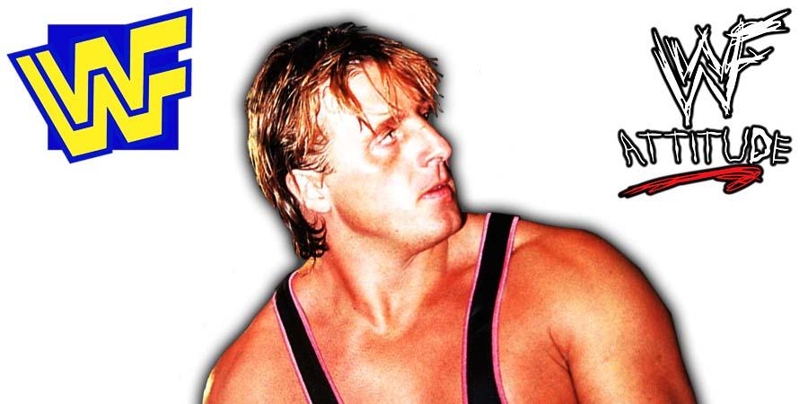 Owen Hart WWF Article Pic 6