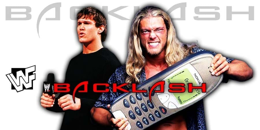 Randy Orton vs Edge - Backlash 2020