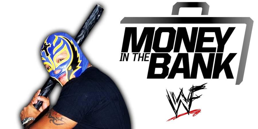 Rey Mysterio Money In The Bank 2020