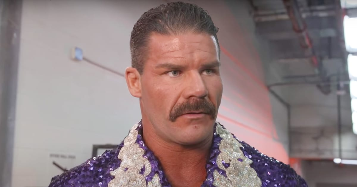 Robert Roode Bobby Roode Mustache WWE 2019