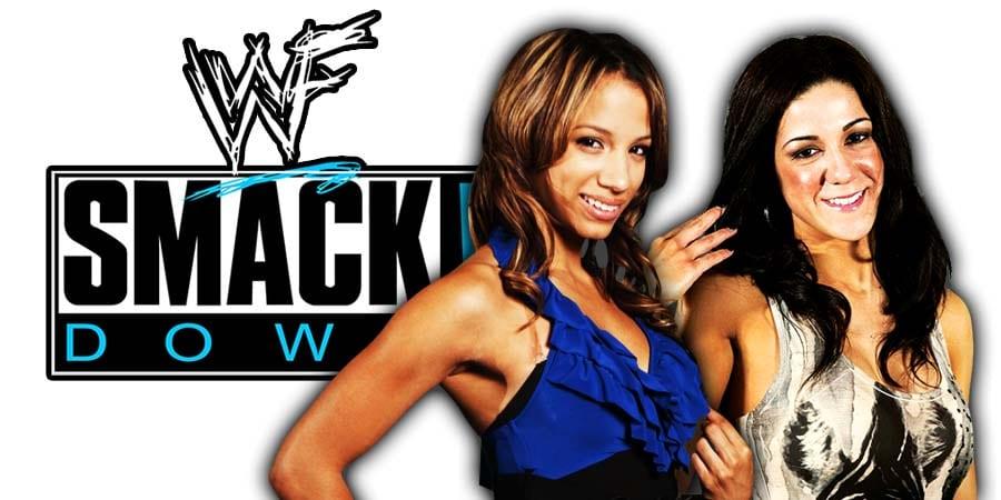Sasha Banks Bayley SmackDown Article Pic
