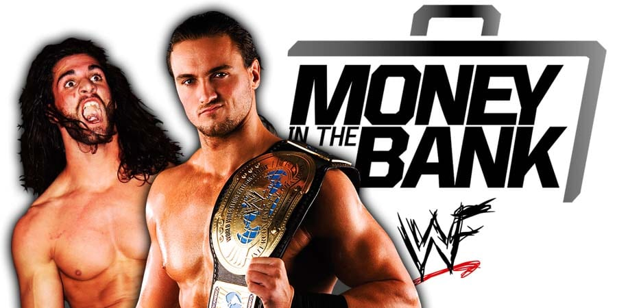 Seth Rollins Debuted New Theme Song Prior To Match With Drew McIntyre At Money In The Bank 2020