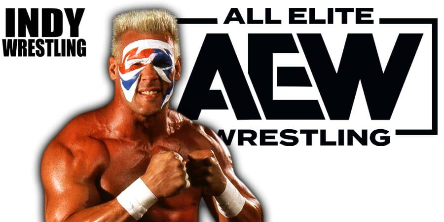 Sting AEW All Elite Wrestling Article Pic 1