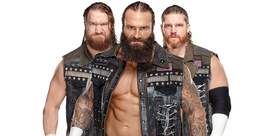 The Forgotten Sons WWE