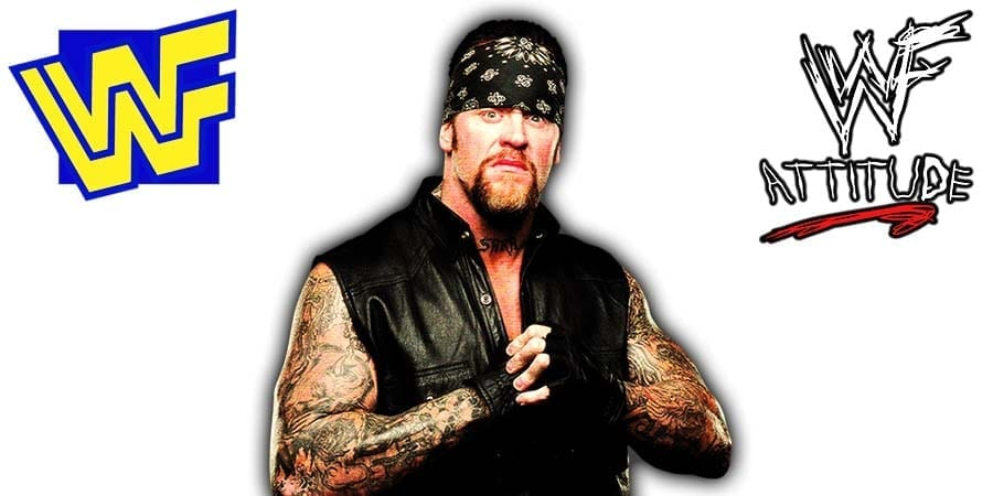 The Undertaker Big Evil 2002