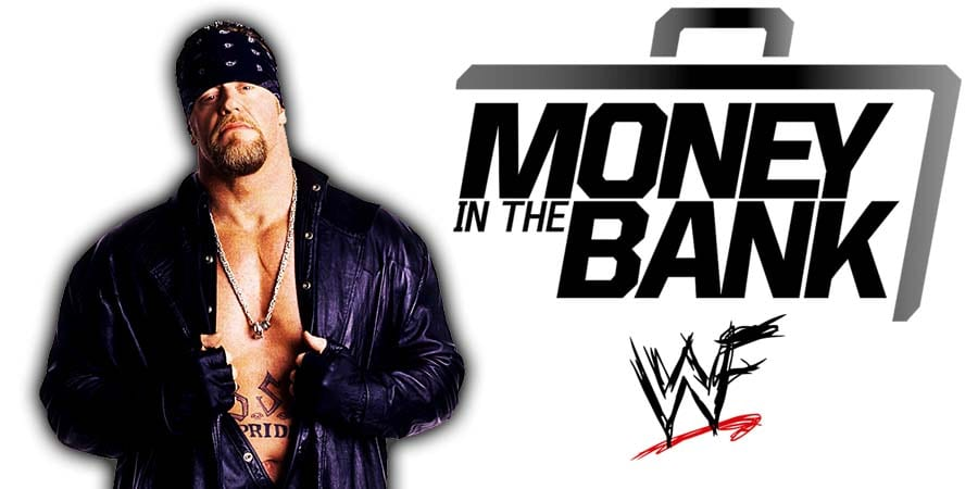 The Undertaker Money In The Bank