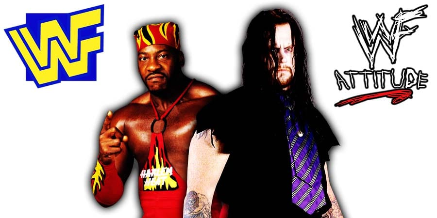 The Undertaker Roasts Booker T 2016