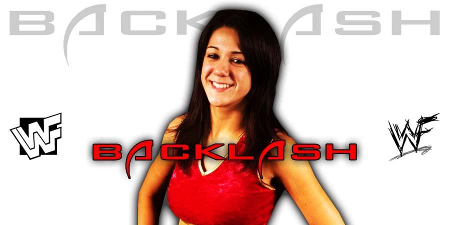 Bayley WWE Backlash 2020