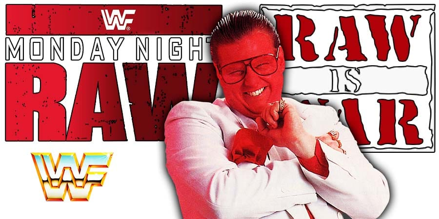 Brother Love Bruce Prichard RAW Article Pic