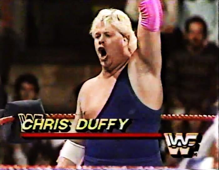 Chris Duffy WWF Jobber
