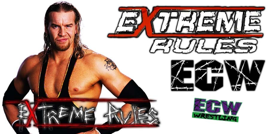 Christian Extreme Rules 2020