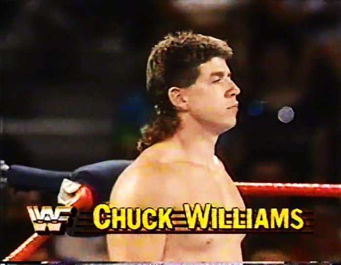 Chuck Williams WWF Jobber