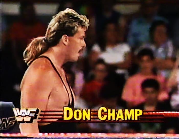 Don Champ WWF Jobber