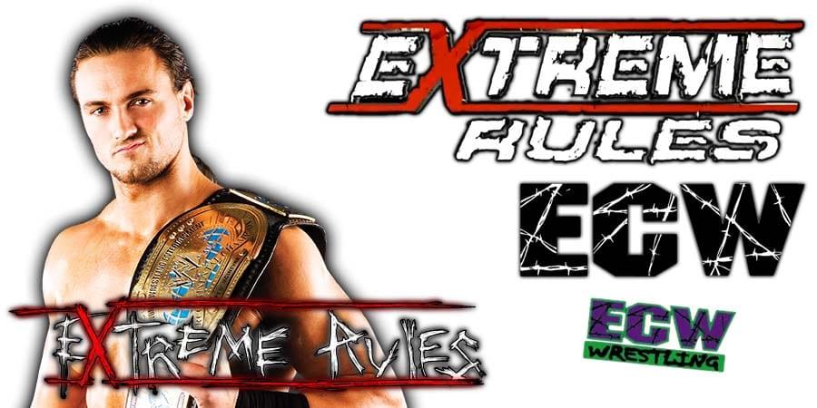 Drew McIntyre Extreme Rules 2020