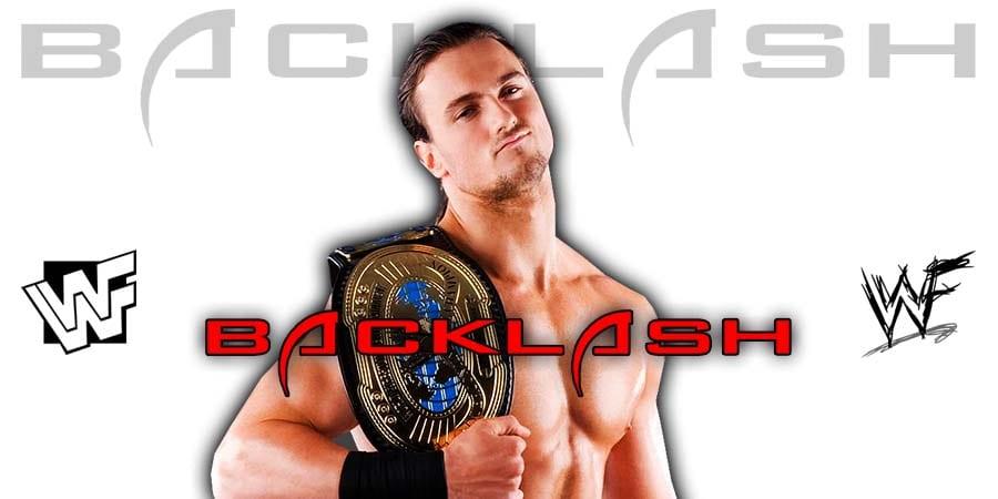 Drew McIntyre WWE Backlash 2020