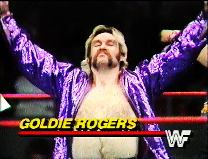 Goldie Rogers WWF Jobber