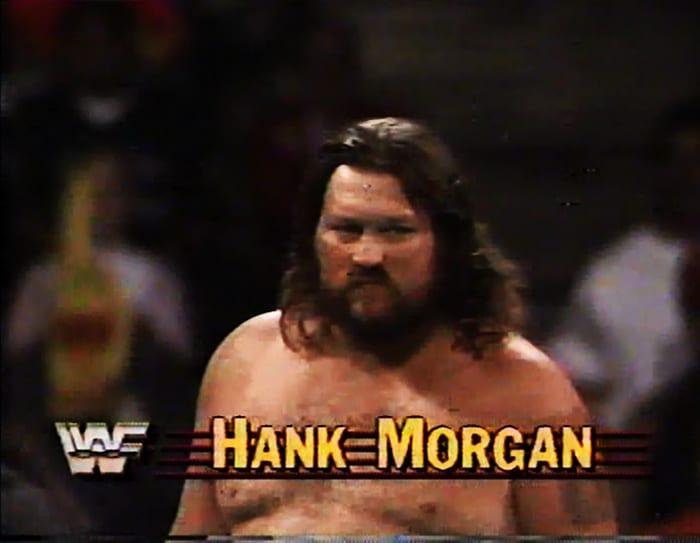 Hank Morgan WWF Jobber