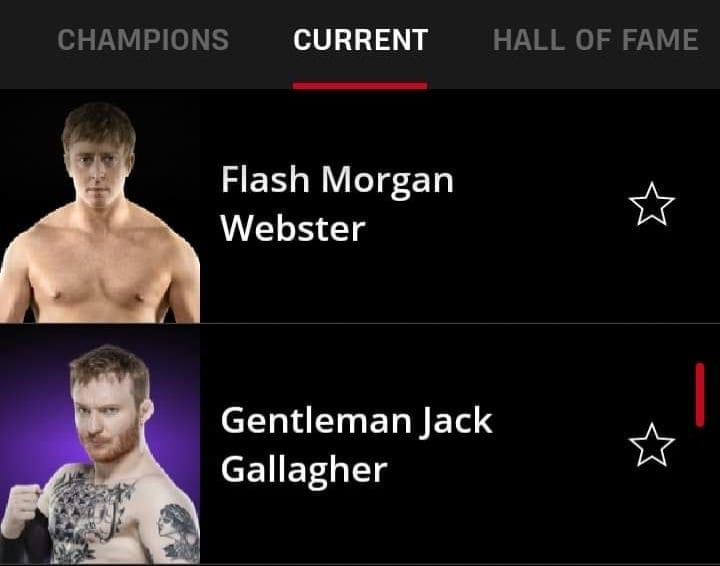 Jack Gallagher's Profile Not Deleted On WWE's App