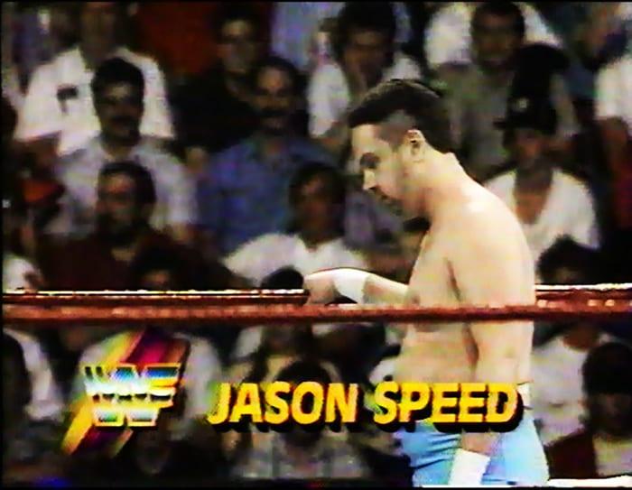 Jason Speed WWF Jobber