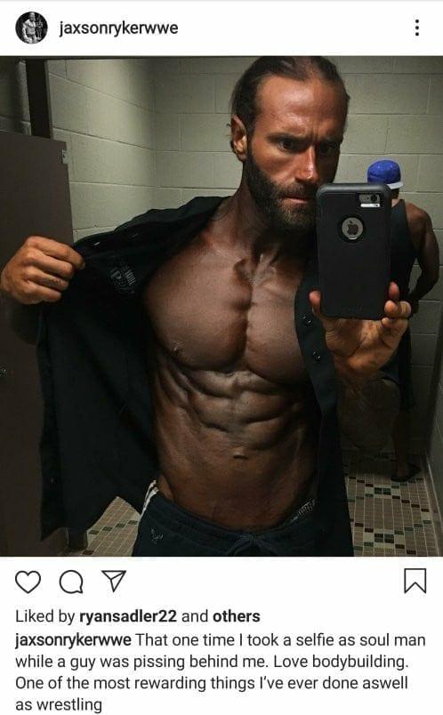 Jaxson Ryker Soul Man Instagram Photo