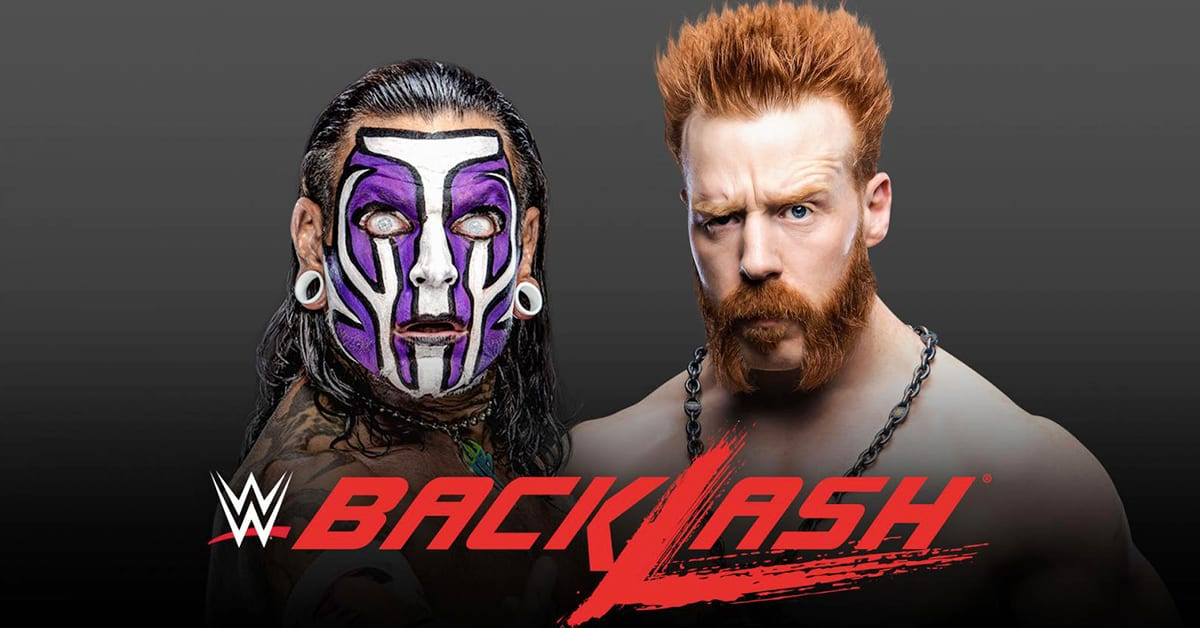Jeff Hardy vs Sheamus - WWE Backlash 2020