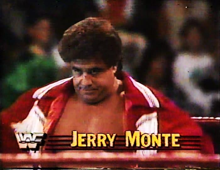 Jerry Monte WWF Jobber