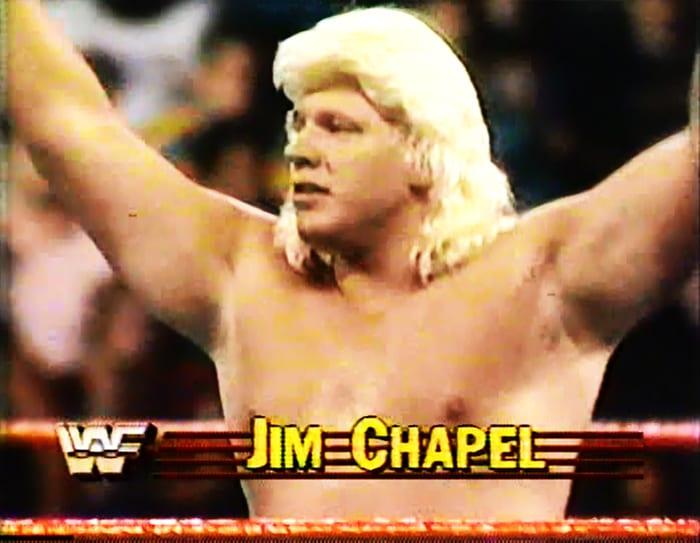 Jim Chapel WWF Jobber