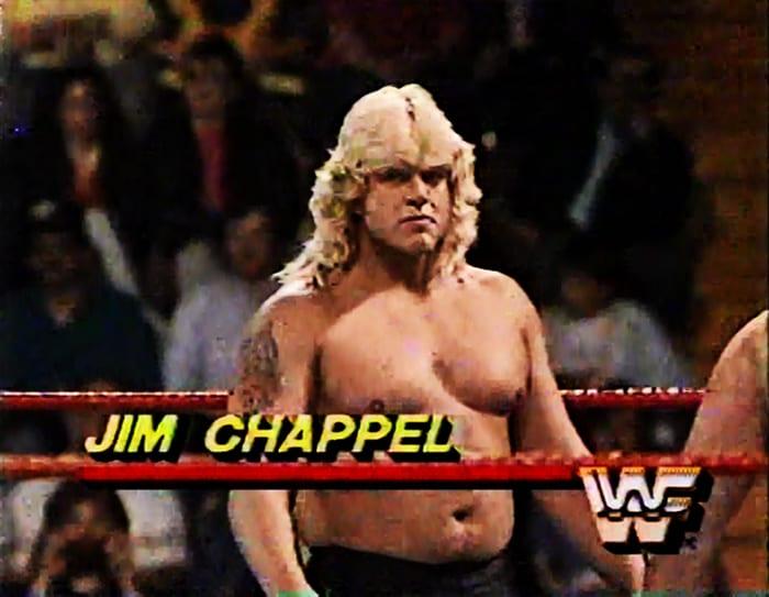Jim Chappel WWF Jobber
