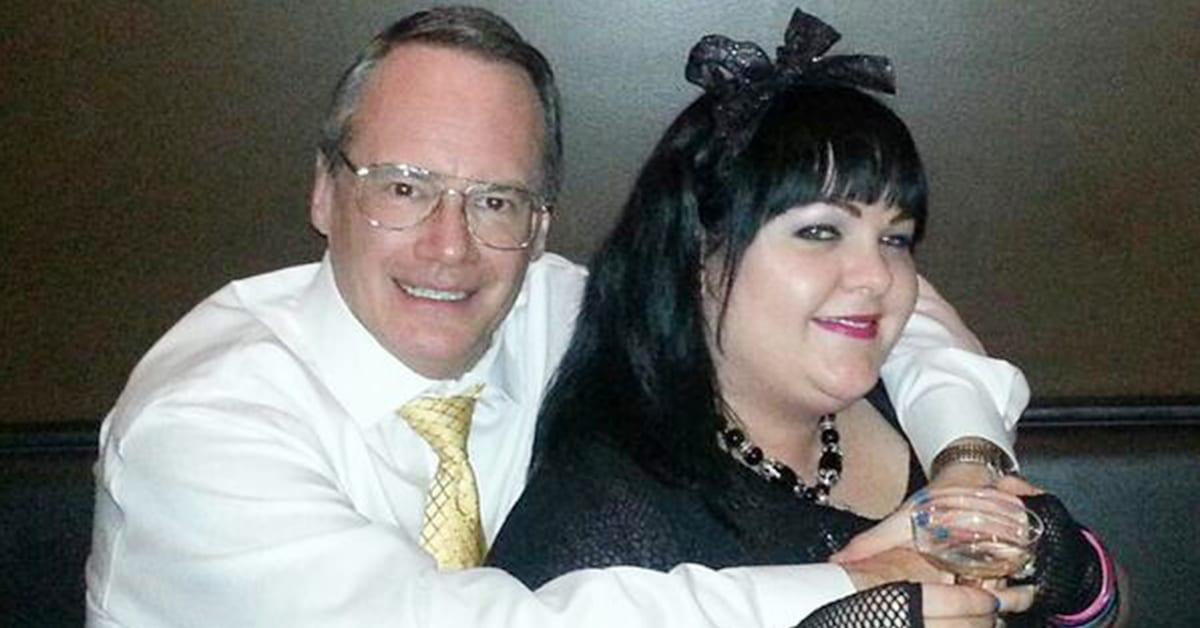 Jim Cornette and his wife Stacy Cornette