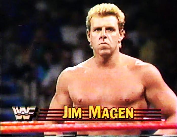 Jim Magen WWF Jobber